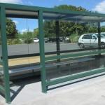 Glass Bus Shelter 001