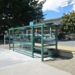 Glass Bus Shelter 005