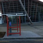 Vodafone ticket shelter